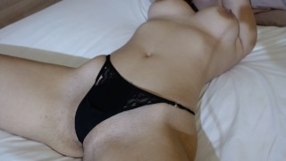 Big Tits College Girl Tied,Blindfolded And Tortured Till Orgasm. She Cums!