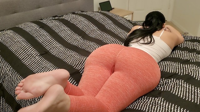Mllf in yoga pants Thick Latin Milf Yoga Instructor Gets Fucked By One Of Her Young Students Pornhub Com