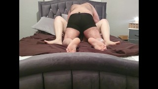 Step son fucking hangover Bulgarian step mom after work