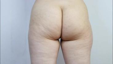 Lena showing her ass