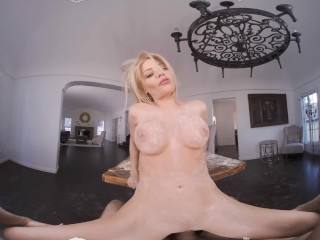 VR BANGERS Great Baking Lesson With Slutty Housewife VR Porn