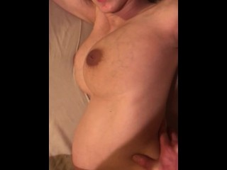 Beautiful Pregnant Teen. Passionate real sex! Induced tomorrow!