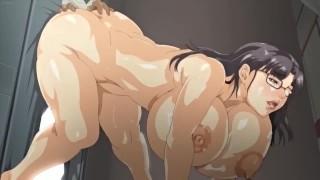 peeing Busty Wife Japanese anime hentai porn sex xxx 做愛 已婚妇女 小姐姐 御姐 游戏 动漫