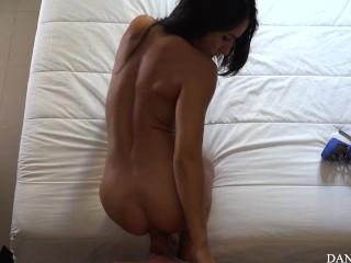 She got new lingerie and oiled ass - Quarantine mood