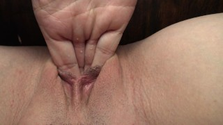 I got wet while he dug deep into my pussy