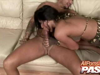 Busty Jenaveve Jolie Fucked And Cum In Mouth