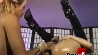 Bondage Pussy Eating