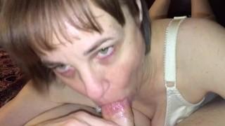 Mature Woman Creampie