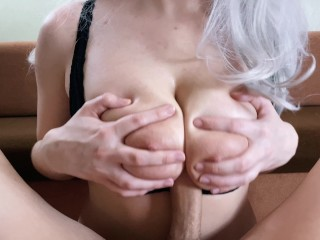 Passionate Titfuck With Russian Girl From Tinder (4K 60FPS)