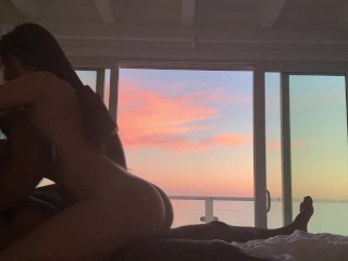 Making love in Malibu