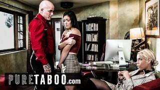 PURE TABOO School Principal Uses Teacher To Lure Teen Into Sex Trap