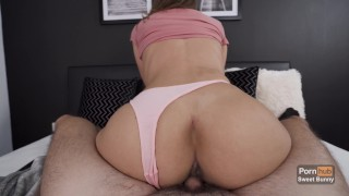 Bored Step Sister Gets Fucked By Horny Step Brother - Amateur Step Family