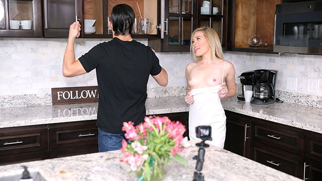 College Girl Katie Kush Needs To Fuck A Married Man To Complete Her Hazing
