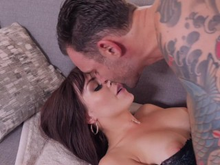 Incredibly Beautiful and Passionate Sex Creampie With Kiara Edwards