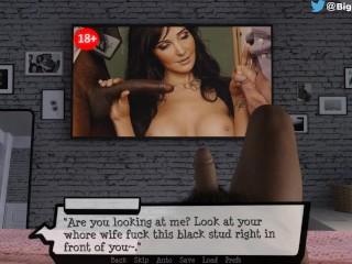 PANDORA'S BOX #1: EUGENE FUCKS NADIA'S TIGHT PUSSY (GAMEPLAY)