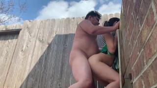 Stay home for quarantine and enjoy your sex life... my neighbor diosaera