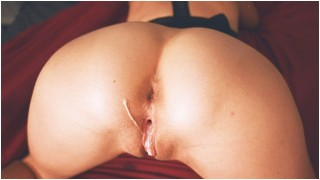 Party girl Fucks ANYONE that opens Her Door. I leave her with a Creampie 4K