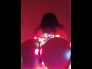 Christmas Twerking