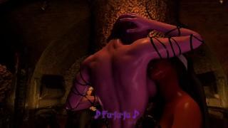 Odor of Corruption: priestess seduction