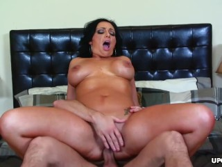 Insatiable Vannah Sterling got assfucked the other day
