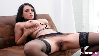 VR 4K Latinas & lesbian compilation in virtual reality big tits & big ass