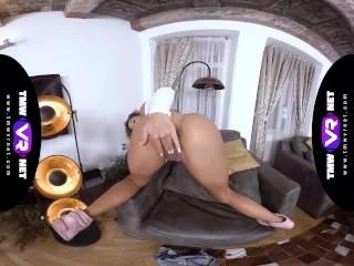 TmwVRnet – Melody Petite – Celebrating spring with orgasm
