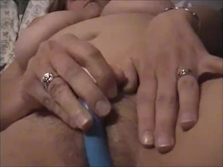 Me using my newest toy on my wet pussy until I shake with a Real Orgasm!:)