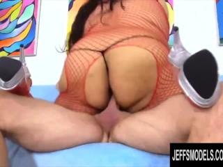 Jeffs Models - Huge Ass Cowgirls Compilation Part 4