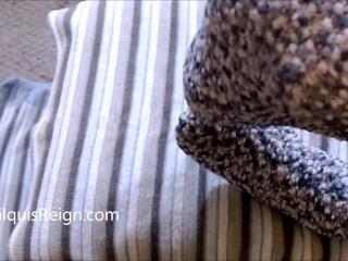 Sock Fetish Bare Foot Soles Toe Wiggling