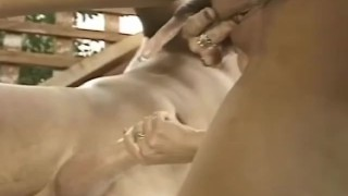 Stroking Cock Until She Makes It Cum