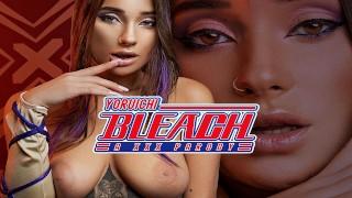Busty Teen Babe Yoruichi Needs Your Big Dick Ichigo