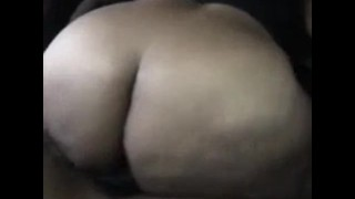 He fucked me good...Uber driver getting a big tip