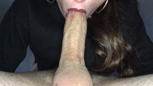 Deepthroad Deepthroat Blowjob
