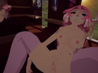 sad attempt at 1k orgasms in 1 vrchat video
