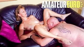 Mature Seduces Guy