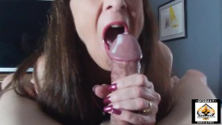 Sexy Granny And The Big Cock Cumshot Compilation