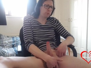 Edging to porn hub with multiple cumshots