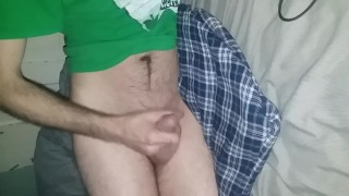 Spit on my big dick and get loud with pleasure. Wet pussy.