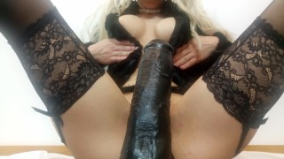 I love you hubby but you just can't fuck me the way BBC can - 4K