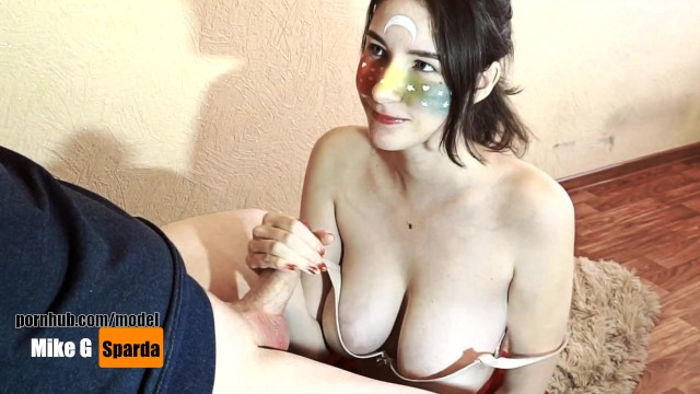 Blowjob from caronovirus. She stayed home for a hot blowjob. Hot blowjob