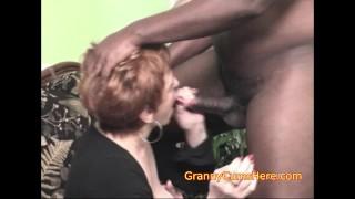 Granny Bbc Interracial