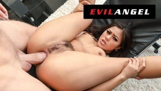 EvilAngel - Kendra Spade Squirts While Ass Fucked