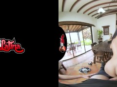 VRLatina - Beautiful Teen Exotic Fucking - VR Experience