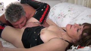 AgedLovE Hardcore Sex with Mature Partners