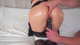 Schoolgirl Bondage
