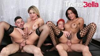 Rough Orgy
