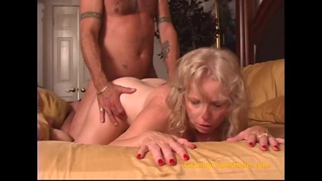 Slutty Grannys need dick TOO