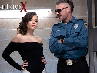 TOUGHLOVEX Latina Liv Wild fucks her way out of jail