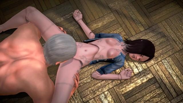 Alita Nude