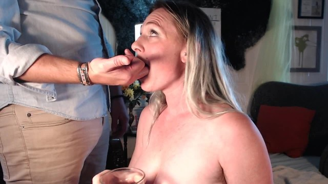 Husband Makes Wife Squirt